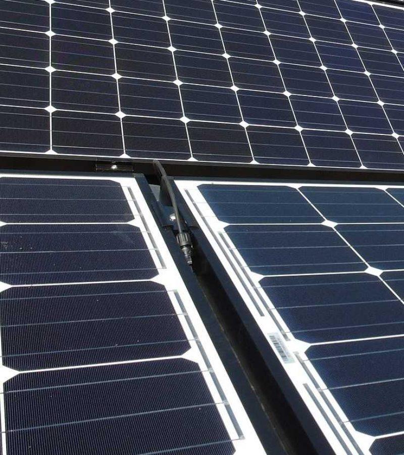 trwałe panele słoneczne poznań